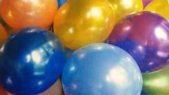 Оформление, доставка воздушных шаров гелием
