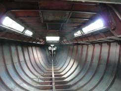 Продается корпус стальной парусной яхты. Длина 12,00м., 1996 год год