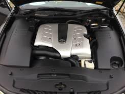 Двигатель в сборе. Lexus: GS350, GS460, SC430, GS430, LS430, GS300, GS400 Двигатель 3UZFE
