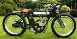 Ретро мото велосипед мотовелосипед classic dexer 80. Под заказ