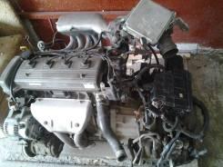 Двигатель в сборе. Toyota Carina, AT191 Toyota Corona Toyota Caldina, AT191, AT191G Двигатель 7AFE