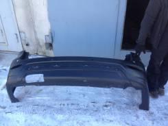 Nissan Pathfinder R52 бампер задний новый ориг 2013-