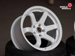 "RAYS Volk Racing TE37 SL. 9.0x17"", 5x114.30, ET25, ЦО 73,1мм."