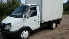 ГАЗ 3302. Газель инжекторный изотермический фургон Багем, 2 500куб. см., 1 500кг.