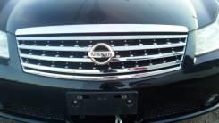 Решетка радиатора. Nissan Fuga, PY50