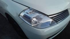 Фара. Nissan Tiida Latio, SC11