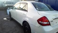 Крыло. Nissan Tiida Latio, SC11