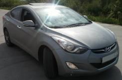 Hyundai Avante. MD, G4FD