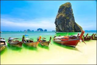 Таиланд. Пхукет. Пляжный отдых. Лето-осень 2018 в Таиланде! Скидки!