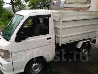 Daihatsu Hijet. автомат, 4wd, 0.7 (53л.с.), бензин, 74 000тыс. км