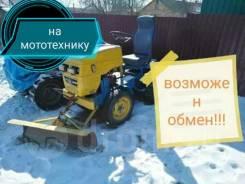 Самодельная модель. Продам самодельный трактор 4wd, 4,6 л.с.