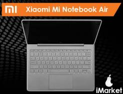 Xiaomi Mi Notebook Air 12.5. ОЗУ 4096 Мб, диск 128 Гб, WiFi, Bluetooth, аккумулятор на 11 ч.