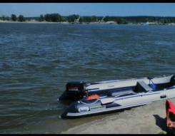 Aquasparks. 2012 год год, длина 4,00м., двигатель подвесной, 30,00л.с., бензин