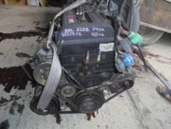 Двигатель в сборе. Honda Stepwgn, RF2, RF1 Двигатель B20B