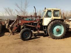 ЮМЗ 6. Продается трактор с куном Юмз6, 60 л.с.