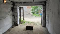 Гаражи капитальные. улица Громова 2, р-н Луговая, 18кв.м., электричество, подвал. Вид изнутри