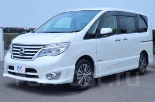 Nissan Serena. вариатор, передний, 2.0 (147л.с.), бензин, 87 000тыс. км, б/п. Под заказ