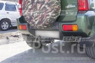 Фаркоп. Suzuki Jimny, JB23W, JB43 Двигатели: K6A, M13A