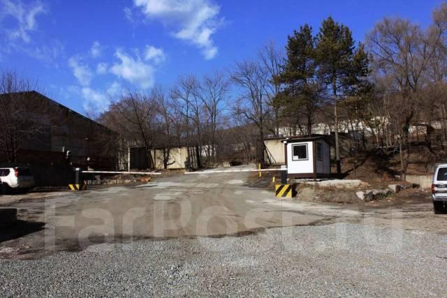 Аренда складских помещений, услуги ответственного хранения. 1 100кв.м., улица Снеговая 88, р-н Снеговая. Вид из окна