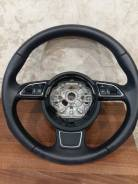 Руль. Audi: A6 allroad quattro, S, S6, A7, A6, A1 Двигатели: BPP, BSG, BVJ, CANC, CAND, CDUC, CDUD, CGQB, CGWD, CKVB, CKVC, CLAA, CLAB, CREC, CRTC, CR...
