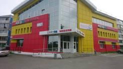 Торговое здание на первой линии вдоль автодороги Владивосток - Находка. Улица Кирова 78/1, р-н Хлебозавод, 2 300кв.м. Дом снаружи