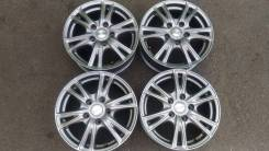 "Hot Stuff Exceeder EX6. 6.0x15"", 5x114.30, ET43"