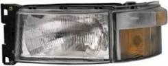 1EG 007 150-091_фара !левая прямоуг. с указателем поворота лампа H4 \Scania 94/114/124/144/164
