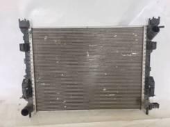 Радиатор охлаждения двигателя. Renault Duster, HSA, HSM Двигатели: F4R, K4M, K9K