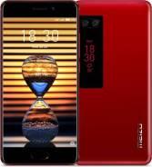 Meizu PRO 7. Б/у, 128 Гб, Красный, 4G LTE