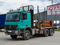 Mercedes-Benz Actros. Сортиментовоз 6827 ML 2003 г/в, 15 928куб. см., 33 000кг.