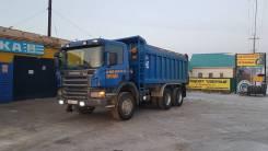 Scania P380. Scania, 11 000куб. см., 25 000кг.
