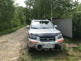 Hyundai Santa Fe. автомат, 4wd, 2.2 (153л.с.), дизель