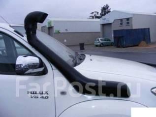 Шноркель. Toyota Pickup Toyota Hilux Surf Toyota Hilux Двигатели: 1GRFE, 1KDFTV. Под заказ