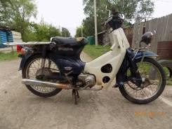 Honda Super Cub 50. 49куб. см., исправен, без птс, с пробегом