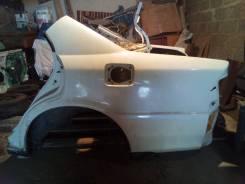 Задняя часть Чайзер 100. Toyota Chaser, JZX100