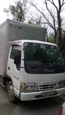 Isuzu Elf. Продается фургон во Владивостоке, 4 700куб. см., 2 500кг., 4x2