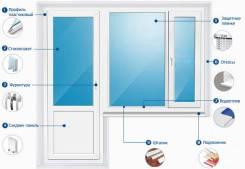 Качественный ремонт пластиковых окон дверей