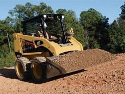 Caterpillar 226B3. Колёсный мини-погрузчик , 2018, 680кг., Дизельный, 0,40куб. м.