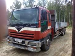 Isuzu Giga. Продается грузовик Isuzu GIGA, 25 000куб. см., 14 500кг.