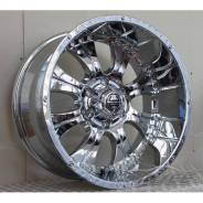 "2Crave Wheels. 10.0x20"", 6x139.70, ET-25. Под заказ"