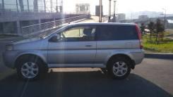 Honda HR-V. вариатор, 4wd, 1.6 (125л.с.), бензин, 178 500тыс. км