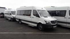 Mercedes-Benz Sprinter 516 CDI. Mercedes Benz Sprinter 516 CDI, 19 мест