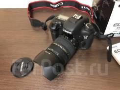 Canon EOS 7D Mark II. 20 и более Мп, зум: 7х
