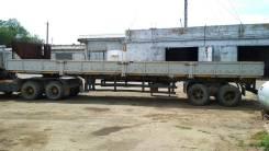 Нефаз 9334-10. Продается полуприцеп НефАЗ-9334-10-01, 19 000кг.