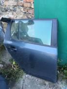 Skoda Fabia дверь задняя правая 5J6833052 2007-2015