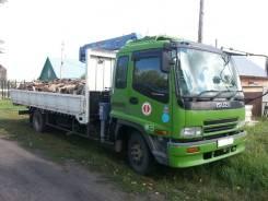Isuzu Forward. Продаю грузовик с манипулятором, 7 220куб. см., 5 000кг.