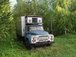 ЗИЛ 130. Продам автомобиль-рефрижератор ЗИЛ-130, 6 000куб. см.