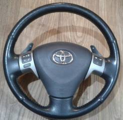 Руль. Toyota Ractis Toyota Corolla Fielder, NZE144G, NZE141G, ZRE142G, ZRE144G Toyota Auris, ADE150, NDE150, ZRE154H, ZRE151, NZE154H, ZWE150, ZRE152H...