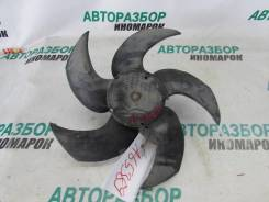 Вентилятор охлаждения радиатора Nissan Almera 2 (N16) 2000-2006г