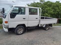 Toyota Dyna. Продам бортовой грузовик, 2 000куб. см., 1 500кг.